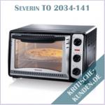 Severin Toastofen TO 2034