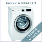 Gorenje Waschmaschine Erfahrungen