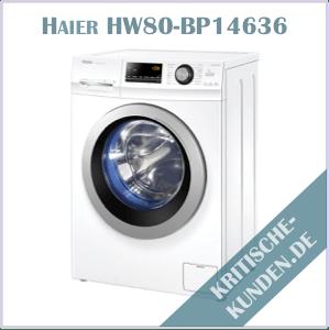 Haier Waschmaschine Erfahrungen