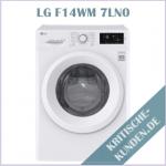 LG Waschmaschine Erfahrungen