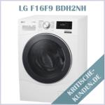 LG Waschtrockner Erfahrungen