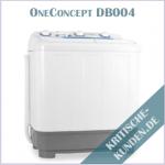 oneConcept Mini Waschmaschine Erfahrungen