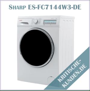Sharp Waschmaschine Erfahrungen