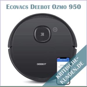 Ecovacs Deebot Saug-Wischroboter Erfahrungen