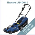 Hyundai Elektro-Rasenmäher Erfahrungen