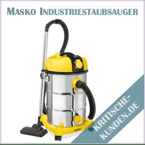 Masko Industriestaubsauger Erfahrungen